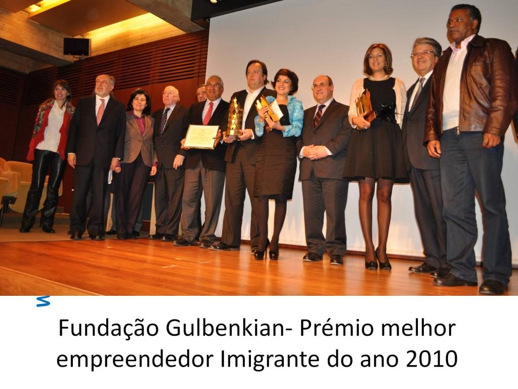 Facestudio - Prémio Fundação Gulbenkian